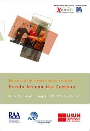 Handreichung Hands Across the Campus